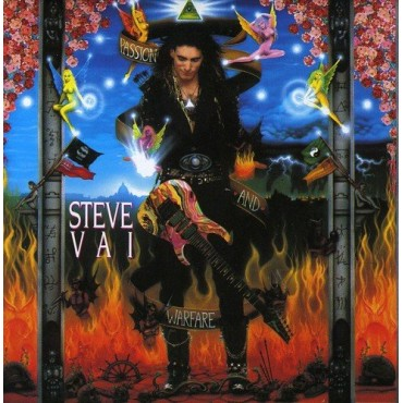 "Steve Vai "" Passion & Warfare """