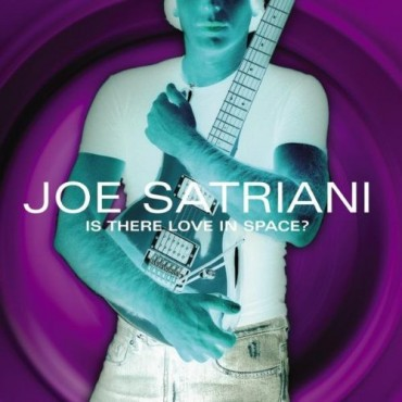 "Joe Satriani "" Is there love in space? """