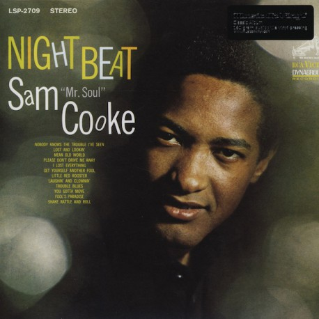 "Sam Cooke "" Night beat """