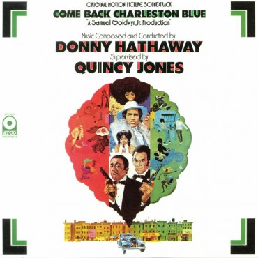 "Donny Hathaway "" Come back Charleston blue """