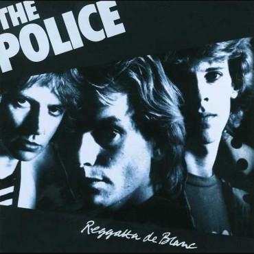 "Police "" Reggatta de blanc """
