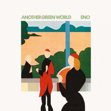 """Brian Eno """" Another green world """""""