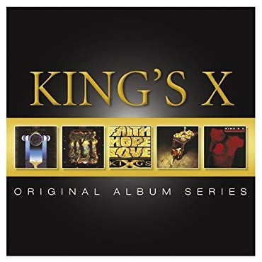"King's X "" Original album series """
