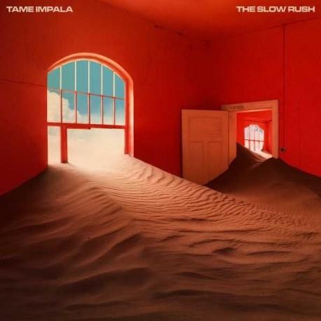 "Tame impala "" The slow rush """