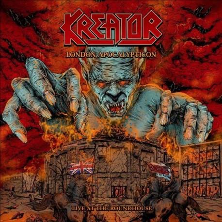 "Kreator "" London apocalypticon """
