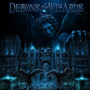 "Demons & Wizards "" III """