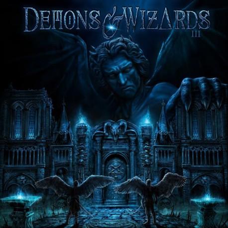 """Demons & Wizards """" III """""""
