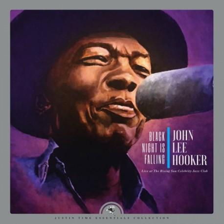 "John Lee Hooker "" Black night is falling-Live at the Rising Sun Celebrity jazz club """