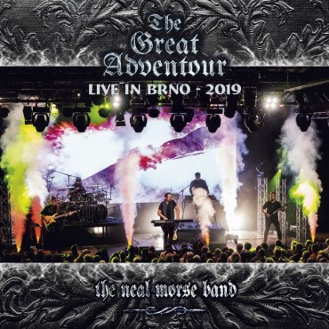 """Neal Morse Band """" The great adventour-Live in Brno 2019 """""""