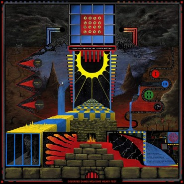 "King Gizzard & The Lizard Wizard "" Polygondwanaland """