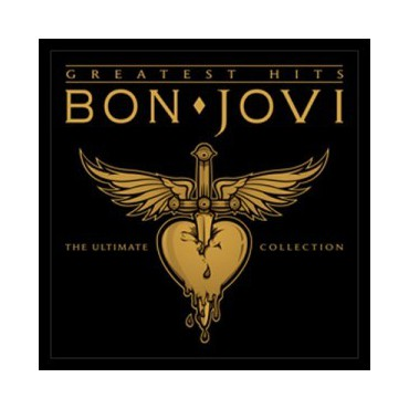 """Bon Jovi """" Greatest hits-The ultimate collection """""""