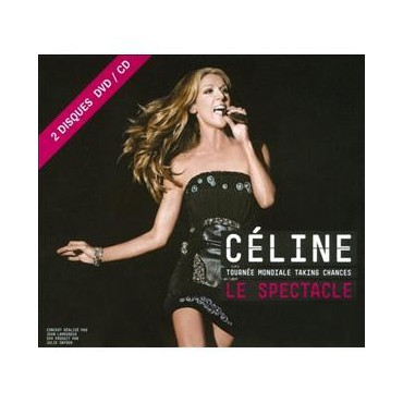 "Celine Dion "" Taking chances world tour-The Concert """