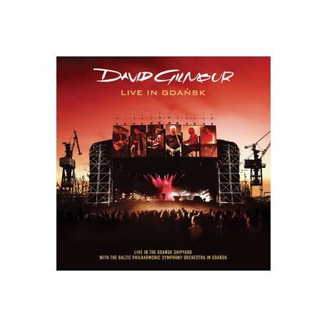"""David Gilmour """" Live in Gdansk """""""