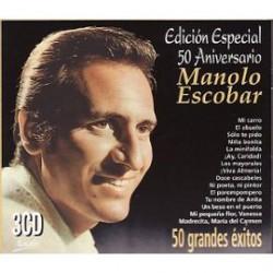 "Manolo Escobar "" Edición especial 50 aniversario """