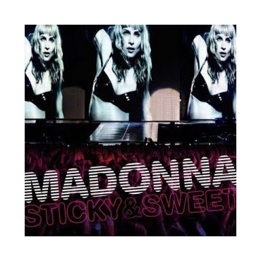 "Madonna "" Sticky & sweet tour """