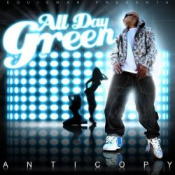 "All Day Green "" Antycopy """