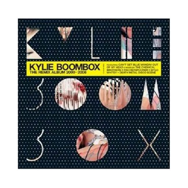 "Kylie Minogue "" Boombox-The remix album 2000-2008 """