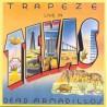 """Trapeze """" Live in Texas-Dead Armadillos """""""