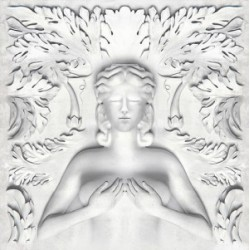 "Kanye West "" Presents good music cruel summer """