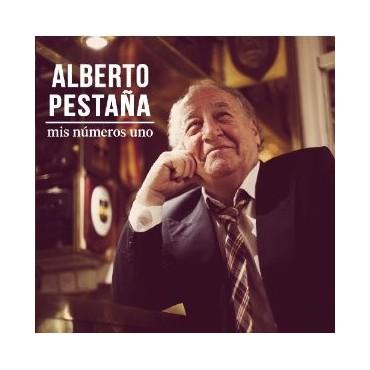 """Alberto Pestaña """" Mis números uno """""""