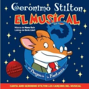 Geronimo Stilton-El musical