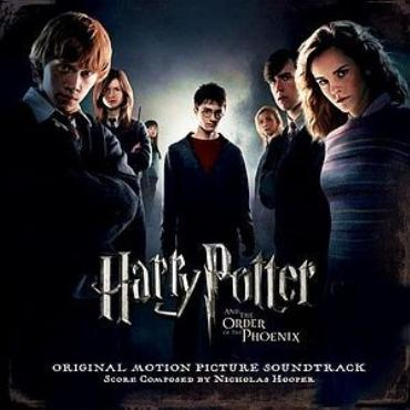 Harry Potter and the order of the phoenix b.s.o