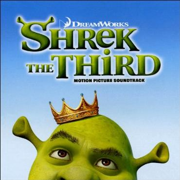 Shrek the Third b.s.o