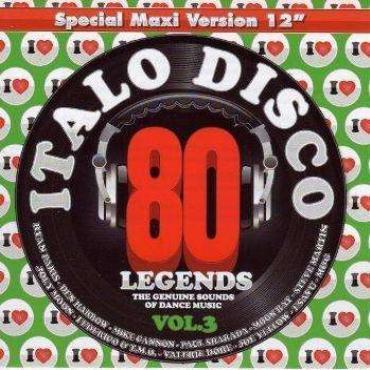 Italo disco legends vol.3 V/A