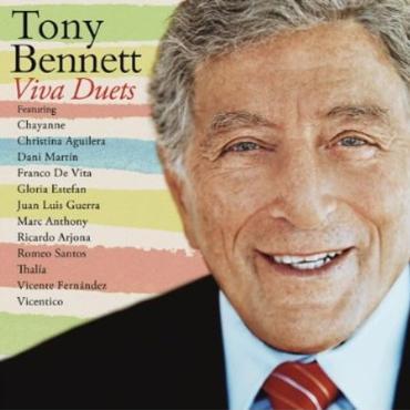 """Tony Bennett """" Viva duets """""""