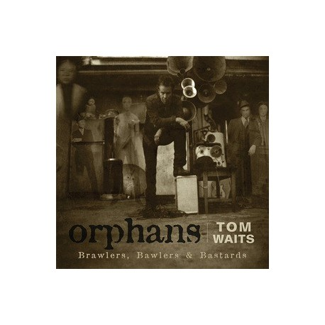 "Tom Waits "" Orphans """