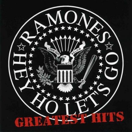 """Ramones """" Greatest Hits """""""