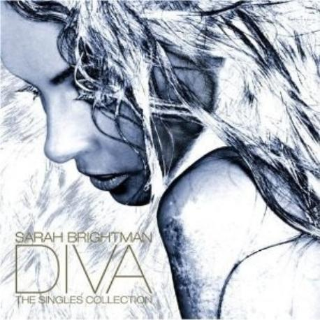 """Sarah Brightman """" Diva-The singles collection """""""