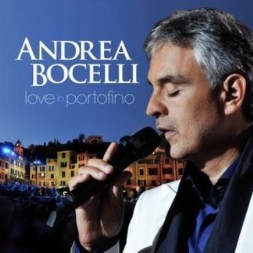 """Andrea Bocelli """" Love in Portofino """""""