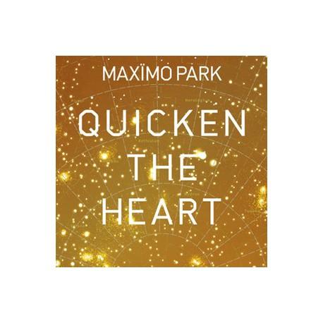 """Maximo Park """" Quicken The Heart """""""