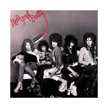 "New York dolls "" New york dolls """