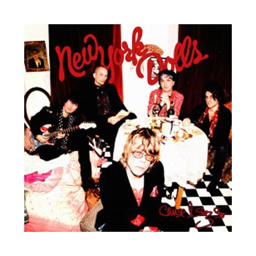 "New York Dolls "" Cause I Sez So """