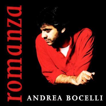 """Andrea Bocelli """" Romanza """""""