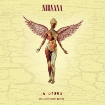 "Nirvana "" In utero-20th anniversary edition """