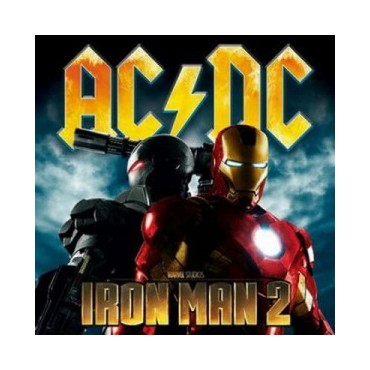 "AC/DC "" Iron Man 2-Deluxe Edition """