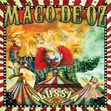 """Mago de Oz """" Ilussia """""""
