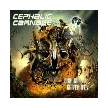 "Cephalic Carnage "" Misled By Certainty """
