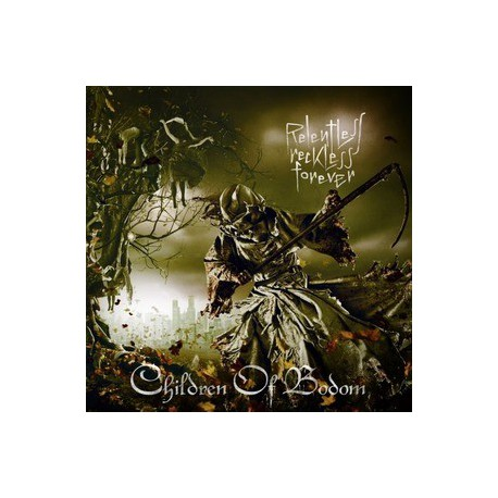 "Children Of Bodom "" Relentless Reckless Forever-Deluxe Edition """
