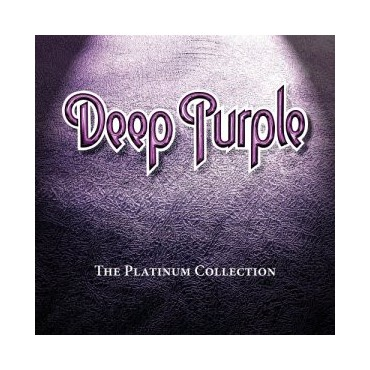"Deep Purple "" The Platinum Collection """