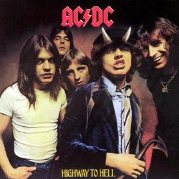 "ACDC "" Highway to hell """