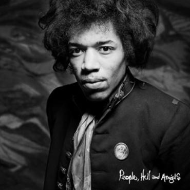 "Jimi Hendrix "" People, Hell and angels """