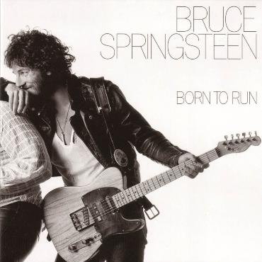 "Bruce Springsteen "" Born to run """