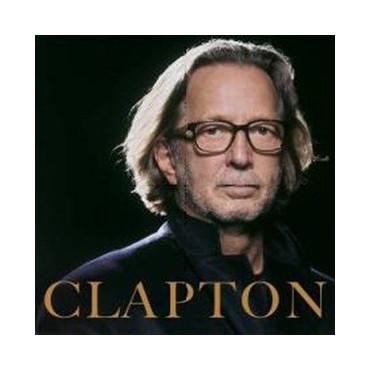 """Eric Clapton """"Clapton"""""""