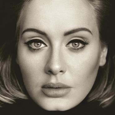 "Adele "" 25 """