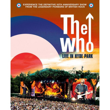 "The Who "" Live in Hyde Park """