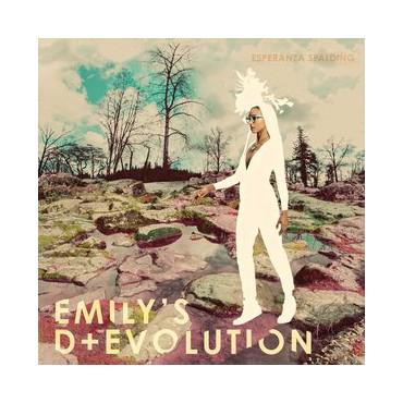 "Esperanza Spalding "" Emily's D+Evolution """